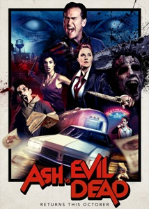 Ash vs Evil Dead (Fantasy | Action | Comedy | Horror) 2015