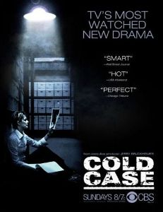 Cold Case (crime/mystery)
