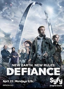 Defiance ( sci-fi | action | drama) 2013