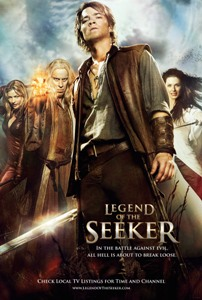 Legend of the Seeker (fantasy | adventure) 2008